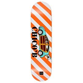 Chocolate One Offs Skateboard Deck Brenes - 8