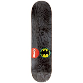 Almost Sketchy Batman R7 Skateboard Deck - Daewon 7.75