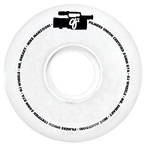 OJ Manzoori Keyframe 87a Skateboard Wheels - 54mm