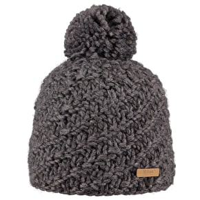 Barts Chani Beanie - Heather Brown