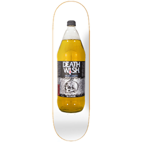 Deathwish Skateboard Deck - Crooked I 8.38