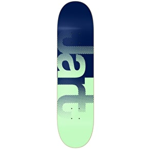 Jart Fog Skateboard Deck - Blue/Green 8.375
