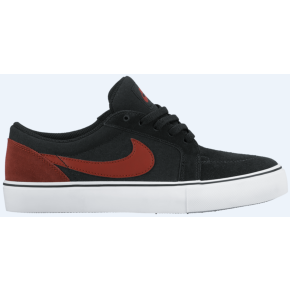 Nike SB Satire II Kids Shoes - Black/Team Red