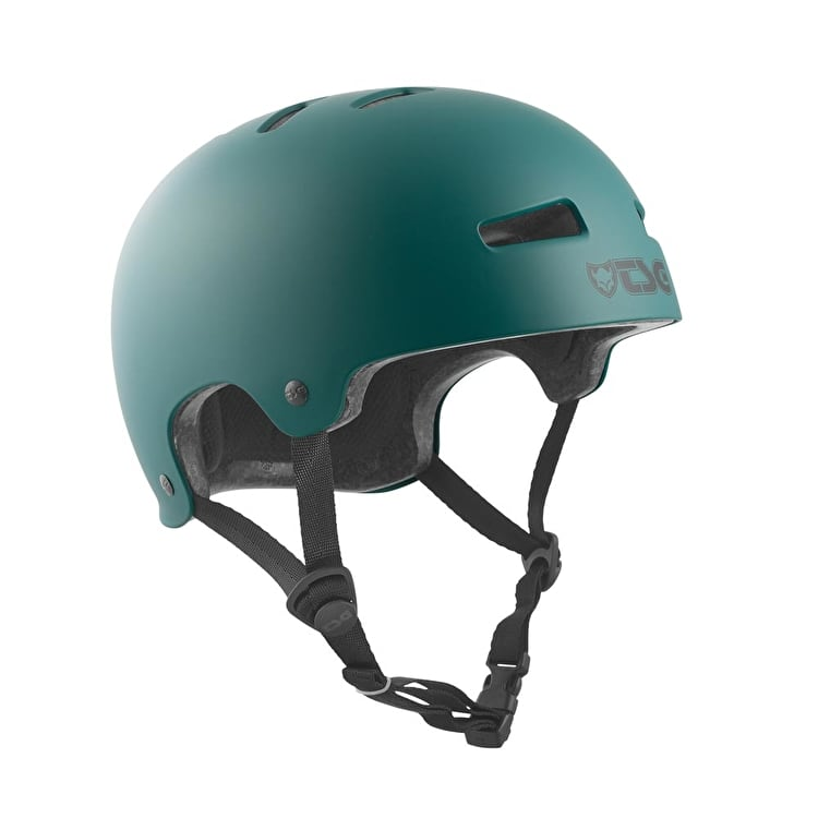 TSG Evolution Helmet - Satin Forest