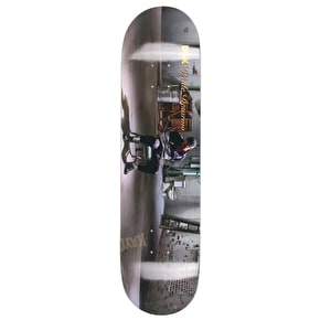 DGK Mobster Skateboard Deck - Wade 8.0
