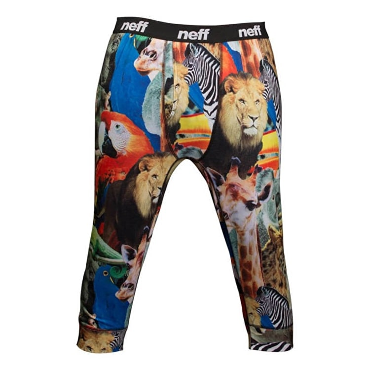 Neff Base Shant Shorts - Wildlife