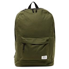 WeSC Chaz Backpack - Forest Green