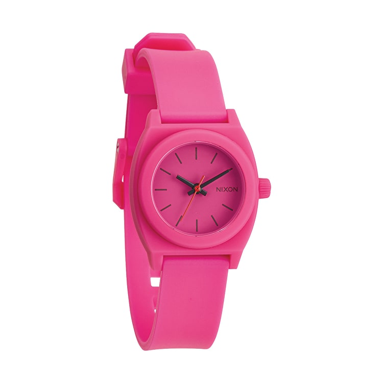 Nixon Small Time Teller P - Hot Pink