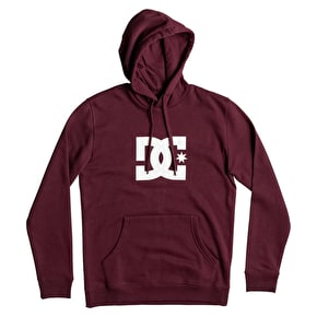 DC Star Hoodie - Port Royale/White