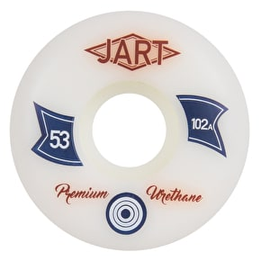 Jart Elegance 102a Skateboard Wheels - 53mm