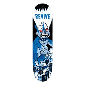 ReVive Cat Skateboard Deck