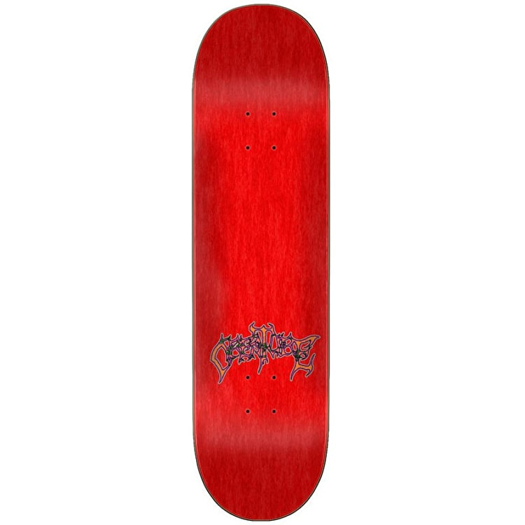 Creature Lockwood Cadavar Pro Skateboard Deck - 8.25""