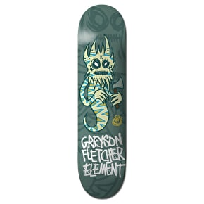 Element Skateboard Deck - Sprites Featherlight Greyson 8.5