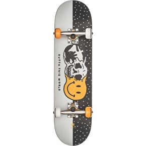 Globe Outta This World Kids Complete Skateboard - 7.6