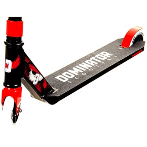 Dominator Scooter - Trooper - Black/Red