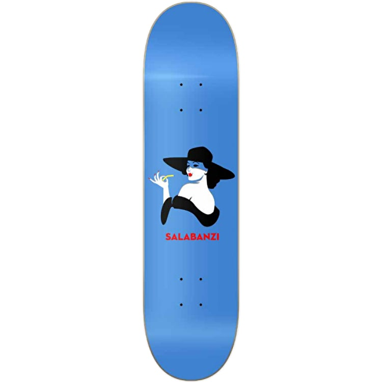Primitive Salabanzi French Fried Skateboard Deck - 8.25""