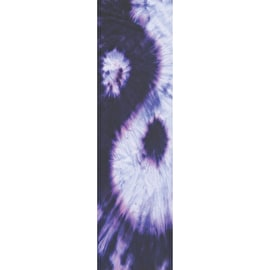 Grizzly Wasabi Bear Skateboard Grip Tape - Tie Dye