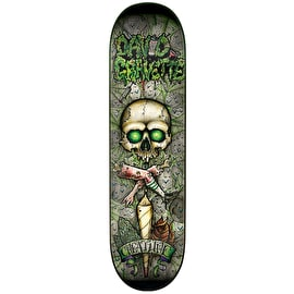 Creature Web Of Dislocation Skateboard Deck - 8.3
