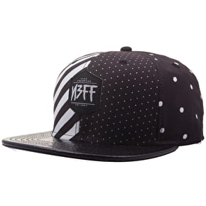 Neff Black N White Cap