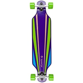 Atlantic Drop Through Longboard - Neptune Blue 39