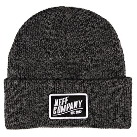 Neff Station Beanie - Black/Grey