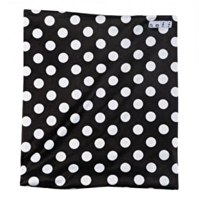Neff Stretchy Neck Thing Scarf - Polka