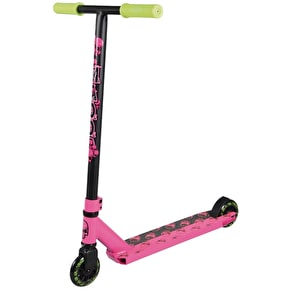 Madd Kick Pro II Complete Scooter - Pink