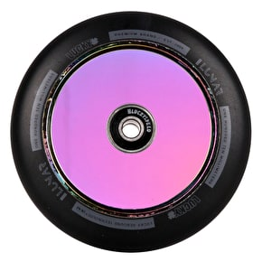 Lucky 110mm Hollow Core Scooter Wheel - Neochrome
