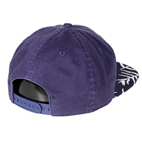 New Era 9FIFTY NY Sandwash Cap - Navy/White