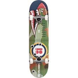 Plan B Shark Mini Complete Skateboard - Sheckler 7.75