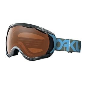 Oakley Canopy Factory Pilot 1242 Snow Goggles