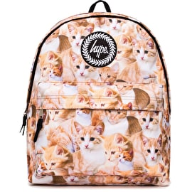 Hype Kitty Cat Backpack - Multi