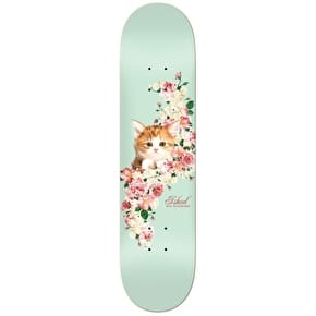 Real Autumn Ishod Skateboard Deck - 8.06