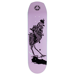 Welcome Cage Free Heart On Helm Of Awe 2.0 Skateboard Deck - 8.38