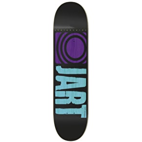 Jart Skateboard Deck 2015 Logo Basic  - 7.625
