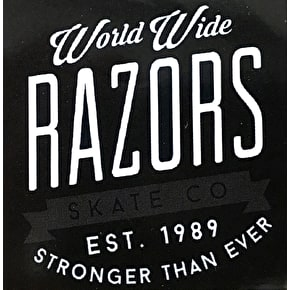 Razors Sticker Pack