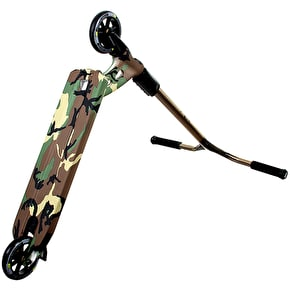 MGP Custom Scooter - Trans Orange/Camo (Limited Edition)