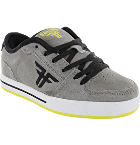 Fallen Patriot II Shoes - Grey/Black/Highlighter