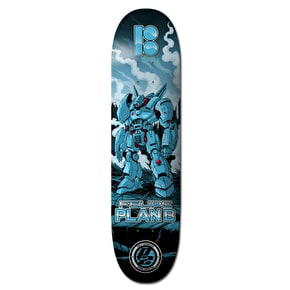 Plan B Skateboard Deck - Guardian P2 Felipe 8''