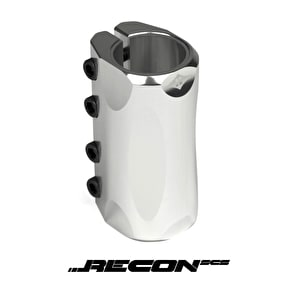 Sacrifice Recon SCS Clamp - Polished Silver