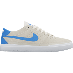 Nike SB Bruin Hyperfeel Shoes - Summit White/Photo Blue