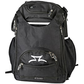 AO Scooters Transit Backpack - Black/White