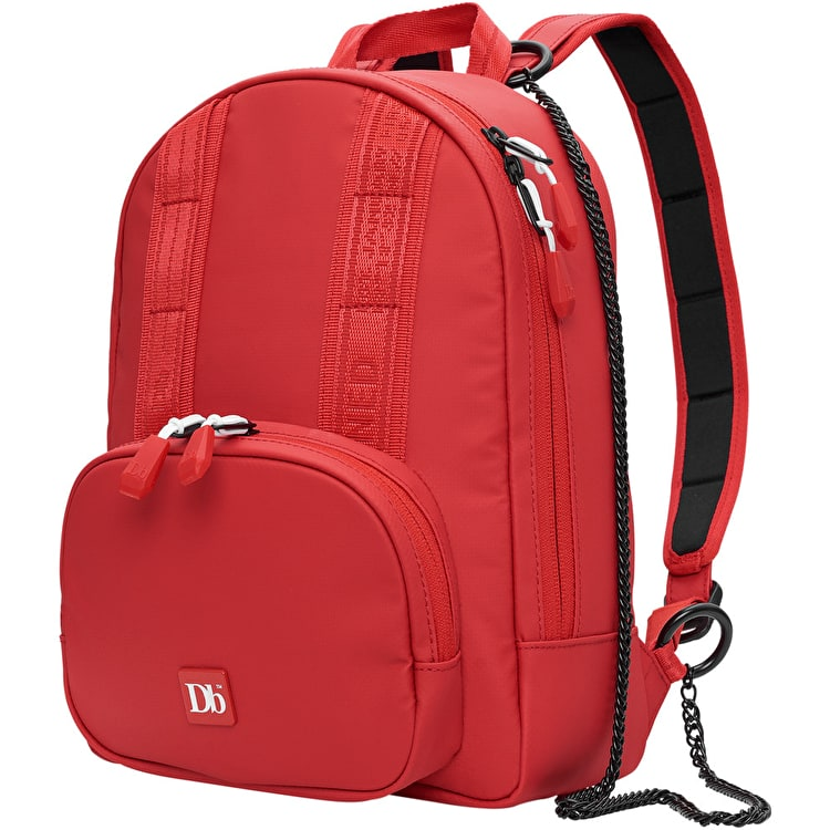 Douchebags The Petite Backpack - Scarlet Red