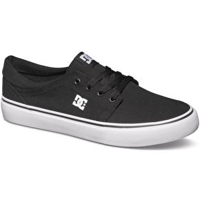 DC Trase TS Shoes - Black/White