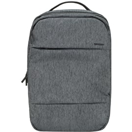 Incase City Backpack - Heather Black/Gunmetal Grey