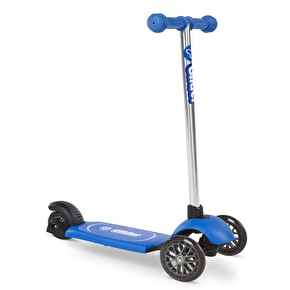 Y-Volution YGlider Deluxe Complete Scooter - Black/Blue