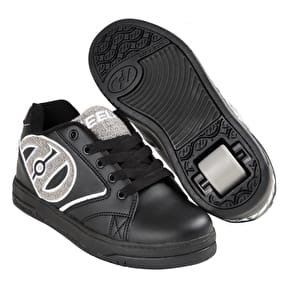 Heelys Propel Terry - Black/Grey Terry Logo
