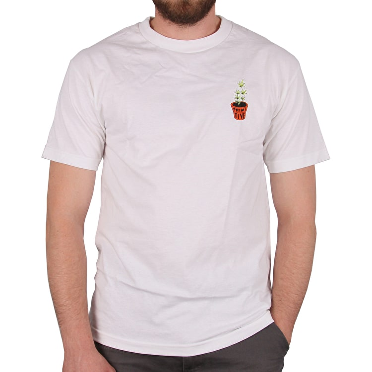 Primitive Planter T shirt - White