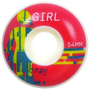 Girl Glitch Mode 101A Skateboard Wheels - 54mm