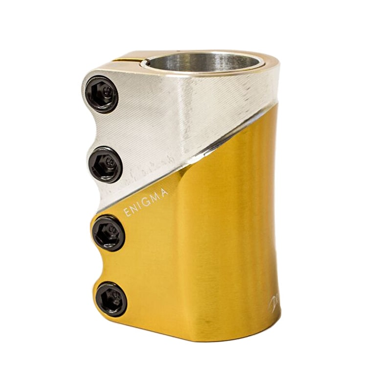 Drone Enigma SCS Scooter Clamp - Gold